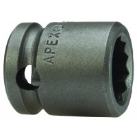 """3/8"""" Drive - Metric - 6 Point & 12 Point, Short and Standard Length - Apex"""
