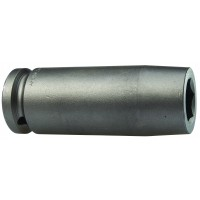 "3/4"" Drive - Metric - 6 Point, Extra Long Length - Apex"