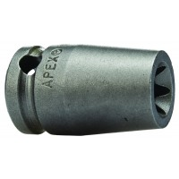 "3/8"" Drive - Torx - For External Torx Screws, Magnetic & Non-Magnetic - Apex"